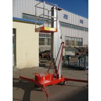 Best Price competitive Hydraulic Aluminium Work Lift Table 6m wholesale