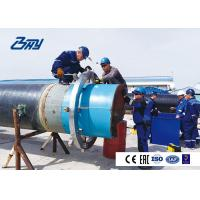 Best Hydraulic Portable Cold Pipe Cutting And Bevelling Machine with Split Frame Structure wholesale