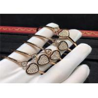 Best Sophisticated Happy Hearts Chopard Jewelry For Young Women / Ladies / Girls wholesale