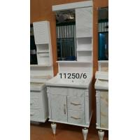 Best Thermal Transfer Printing Process PVC Bathroom Washbasin Cabinet With Painting wholesale