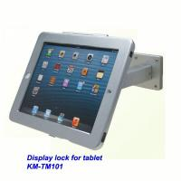 Best COMER counter display anti-theft displayalarm locking station stand for tablet ipad in shop, hotels, restaurant wholesale