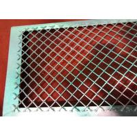 Best 3mm Thickness Carbon Steel /  Aluminum Walkway Metal Expanded Sheets wholesale