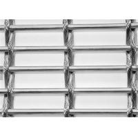 Buy cheap Cable Rope Mesh for Cladding, Stainless Steel Rope Mesh As Partition Screen from wholesalers