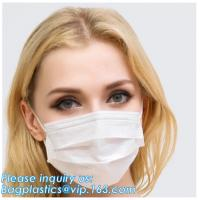 Best medical consumables disposable 3 Ply Surgical Non-Woven Medical face masks,Non-woven 2ply /3 ply ear loop medical dispos wholesale