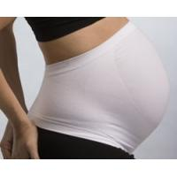 Cheap Seamless Stretchable Maternity Belly Bands / Belt Exclusive Microfiber For Waist for sale
