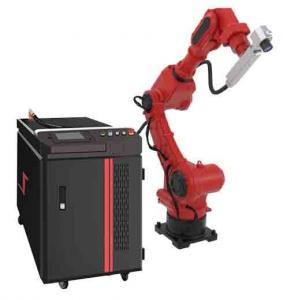 Best Reprogrammable Robotic 1000W 1064nm Fiber Laser Welder wholesale
