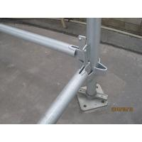 Aluminium Wedge Lock Stairway Kwikstage Scaffolding For Construction Equipment