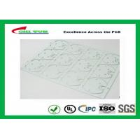 Best Aluminum material MCPCB Thickness 1.6mm White Solder Mask UL /ROHS wholesale