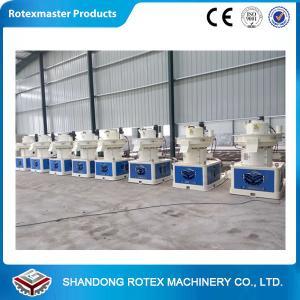 Best Vertical Ring Die Pellet Mill Machine Complete Set Wood Pellet Production Line wholesale