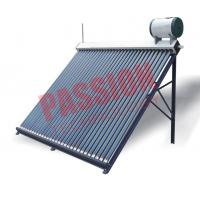 Best Home Bathing Solar Hot Water Evacuated Tube System With Feeding Tank wholesale