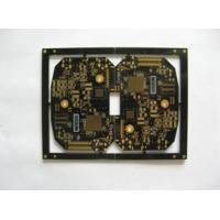 Best 4/4mil 1.6mm Immersion Gold FR4 12 Layer SMT UL94 Custom PCB Board For Computer Application wholesale