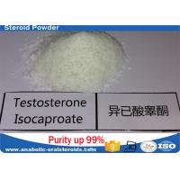 Best Pure Testosterone Steroid Testosterone Isocaproate Powder 15262-86-9 No Side Effect wholesale