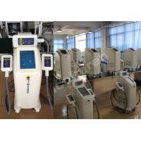 Best Vertical Coolplas Cryolipolysis Fat Freezing Machine For Fat Reduction / Body Shaping wholesale