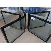 China Heatproof Clear Double Glazing Tinted Glass For Building Doors / Windows on sale