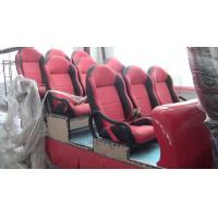 Cheap Customized 5D Cinema Equipment with Projectors, Motion Chair , 5.1 Sound System for sale