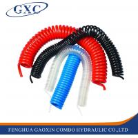 Best PUC1065 10M Length 10mm X 6.5mm Size PU Air Coil Hose Spring Tube wholesale