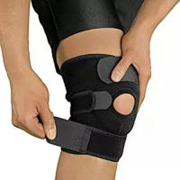 Best Open Patella Compression Knee Brace Supports For Injury Recovery Adjustable Strapping Breathable wholesale
