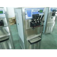 Best Soft Ice Cream Making Equipment Low Noise Food Grade Stainless Steel Material wholesale