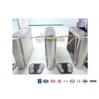 Cheap Auto Coin Fast Lane Turnstiles Access Control With Enter Control Tripod Gates for sale