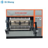 Best 220V / 380V Pulp Egg Tray Production Line High Performance Customized Color wholesale