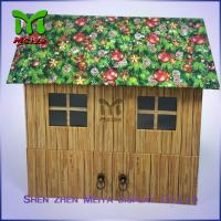 Best Recyclable Corrugated Paper Cardboard Pet House / cardboard box toys wholesale