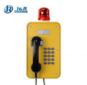 Best Vandal Resistant Industrial Voip Phone Corrosion Resistant Cast Multi Color wholesale