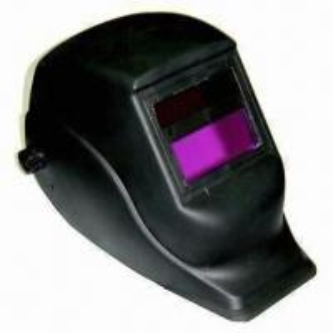 China Auto-darkening Welding Helmet with Knob Adjustment on sale