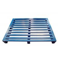Cheap Warehouse Storage Metal Stacking Pallets C Type Anti Rust 1000mm X 1200mm for sale
