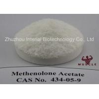 Best Raw Lean Muscle Methenolone Enanthate Steroids Hormone Powder Methenolone Acetate CAS 434-05-9 wholesale