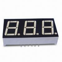 Best LED Numerical Display with Hyper Red Emitting color and 0.36-inch (7.14mm) Digit Height wholesale