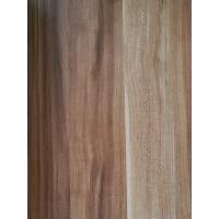 Best Fadeless Wood Grain Decorative Paper , High Glossy Melamine Impregnated Paper wholesale