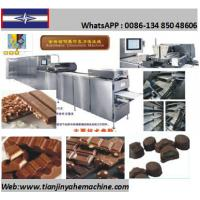 Best Stainless Steel Made Full Automatic Functional Servo Chocolate Moulding Line wholesale