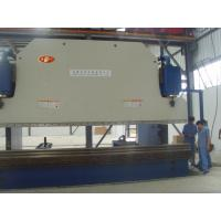Quality 600 Ton 6 M Hydraulic Press Brake Machine For Light Pole 45 Kw wholesale