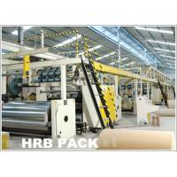 Best automatic 3 plant 5 plant 7 ply corrugated cardboard machine production line wholesale