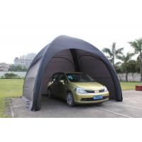 Cheap Car Shelter Inflatables Tent UV Resistance Thread 0.11 TPU Bladder Storage Shed Tents wholesale
