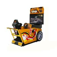 Best 42 Inch Coin Operated Racing Game Machines For Game Hall With 1 Year Warranty wholesale
