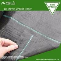 Cheap Anti uv weed control pp covering felt ground cover mats Weed Barrier Fabric for sale