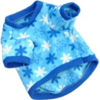 Buy cheap Snowflake Fleece Dog Pet Apparel Clothes T Shirts XXX Small Dog Clothes from wholesalers