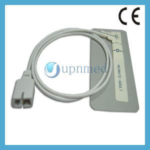 Cheap Nellcor Oximax Adult Disposable Spo2 sensor,9pin;Reusable Compatible Spo2 sensor for sale