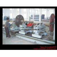 Best Hydraulic Double Column Rotary Welding Table , Tank Turning Table for Welding Line Machinery wholesale