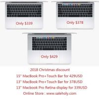 Best 2019 MacBook Pro 15″ Touch 9th Gen Intel i7 /16GB / 256GB – MV902LL/A SEALED price in China wholesale