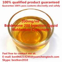 Best Boldenone Cypionate  Injectable Anabolic Steroids 200mg / ml Boldenone 200 wholesale
