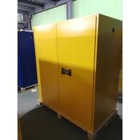 Best Cold Rolled Steel Hazardous Storage Cabinets For Industrial / Chemical Dangerous Goods wholesale