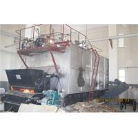 Best Most Efficient 1 Ton Oil Fired Steam Boiler , Natural Gas Heating Boiler wholesale