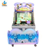 Best Shooting Coin Operated Game Machine , Shockproof Prize Vending Machine wholesale