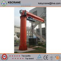 Best Manufacturer Direct Sale 3T Electric Jib Boom Crane For Sale wholesale