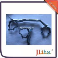 Quality Iron Sheet Material Pipe Support Brackets For R588 Suporte Metalico , Pipe Mounting Bracket wholesale