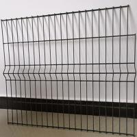 Best 3DPanel Welded Mesh Fence , 3d Wire Mesh Galvanized / Coating Surface Treatment wholesale