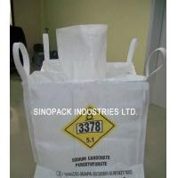 Best Corner Loops UN Bulk Bags 2200lbs ASTM G 154-00 White 1000kgs wholesale