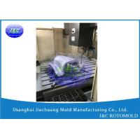 China Alum A356 Precision Rotomoulding Moulds Die Casting With Cnc Process For Kids' Slides on sale